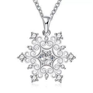 Jewelry - ❄️ 18K Gold Plated Swarovski Crystal Necklace ❄️